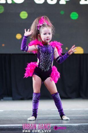 костюм диско, диско слоу, черлидинг, гімнастика