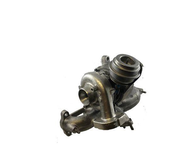 turbina turbosprężarka Audi A3 2.0 TDI (8P/PA)