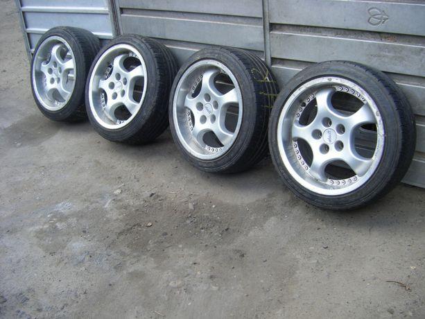 5 x 98 Kola Aluminiowe 16 cali -Tunning , 4 sztuki szeroki rand
