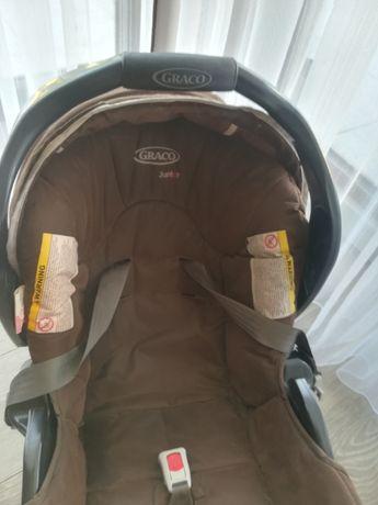 Fotelik samochodowy Junior baby graco