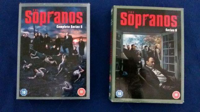 "Serie ""The Sopranos"""