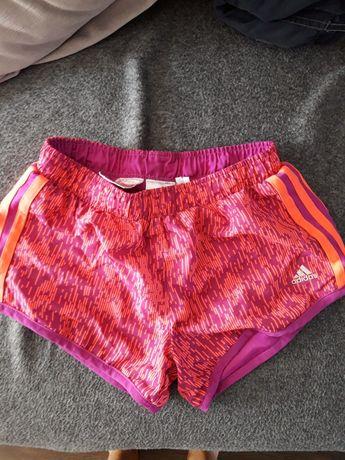 Adidas śliczne różowe 140cm, 9-10 lat