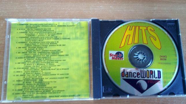 Dance World Fundacja Polsat Hits Volume 3 UNIKAT CD