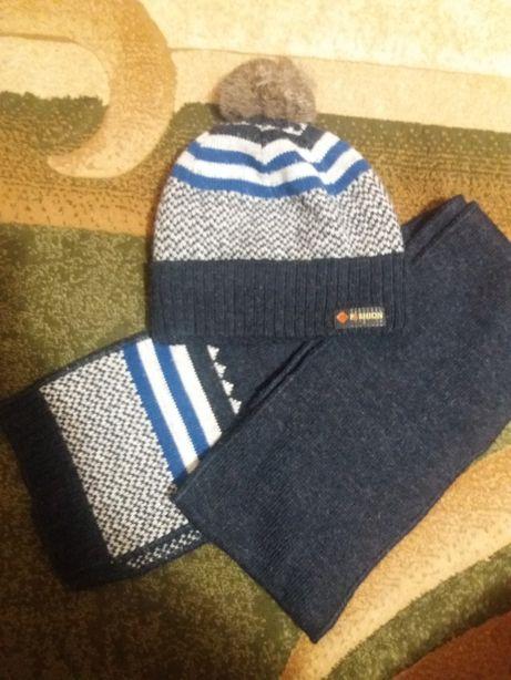 Набор, шапка и шарф