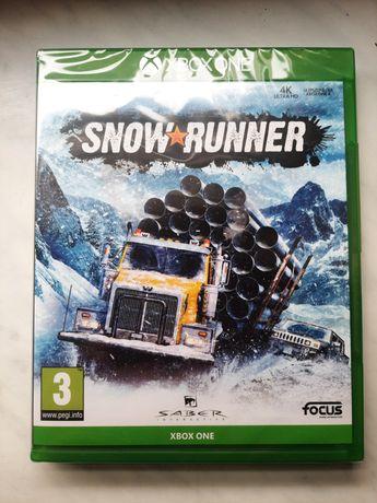Snowrunner xbox one nowa gra gry xbox one !