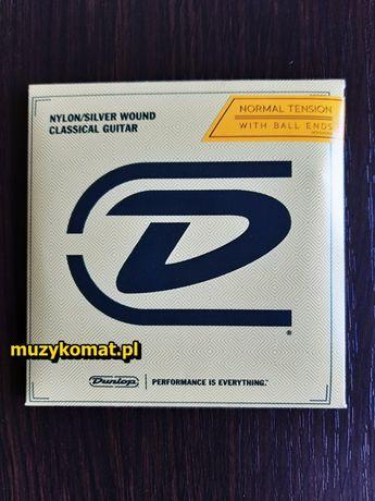 Struny do gitary klasycznej Dunlop