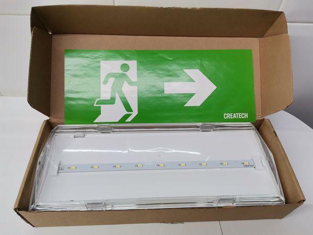 Luz de emergência LED