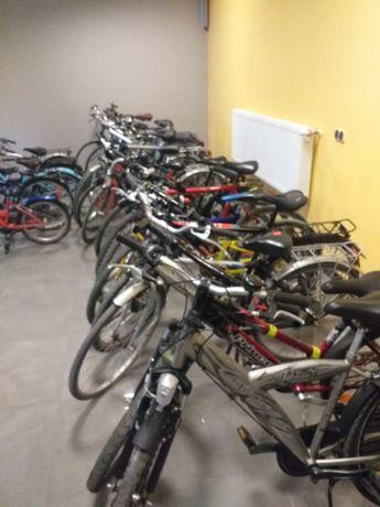 Pakiet rowerów miejskich