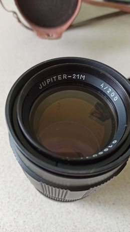 Obiektyw Jupiter 21M   M42