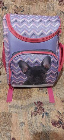 Tornister plecak dla dziewczynki