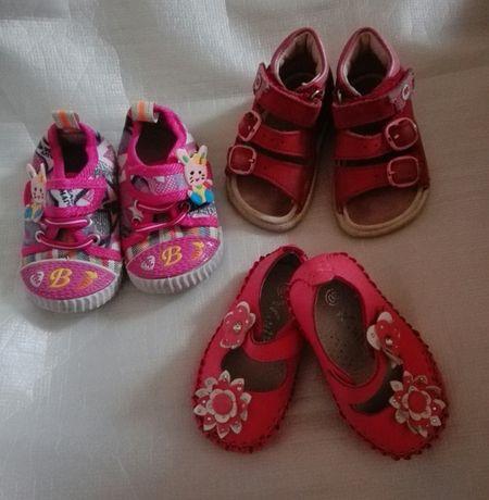 Обувь для девочки 18,20 размер