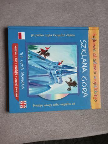 Szklana góra książka dla dzieci po polsku i po angielsku