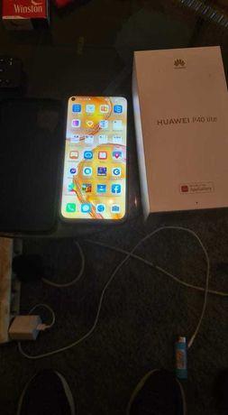 Huawei p40 lite como novo caixa carregador