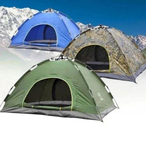 Палатка автоматическая 6-ти местная