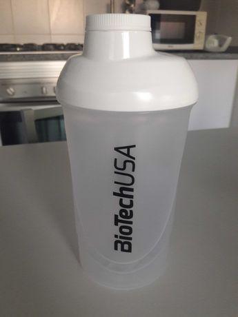 Shaker BioTechUSA novo