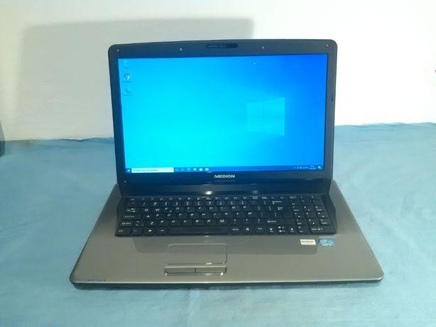 "DUŻY laptop 17,3"" - 8GB RAM, SSD 256GB, core i3, HDMI, WiFi, kamerka"