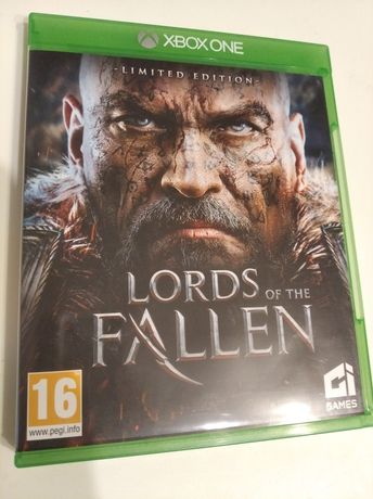 Gra Xbox one Lords of the fallen