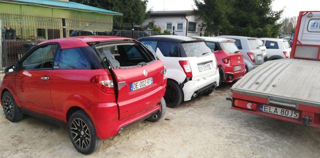 Skup Aixam Ligier Microcar JDM GOTÓWKA OD REKI Transport Cała Polska