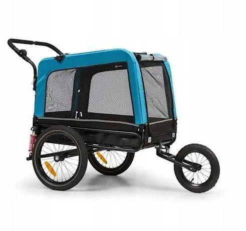 Przyczepka rowerowa dla zwierząt husky HUSKY