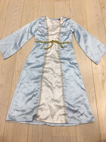 Sukienka przebranie karnawałowe strój księżniczki królowej śniegu