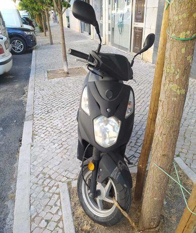 Vendo mota sym 50cc