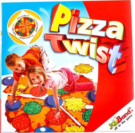 Настольная игра JoyBand Твистер Пицца