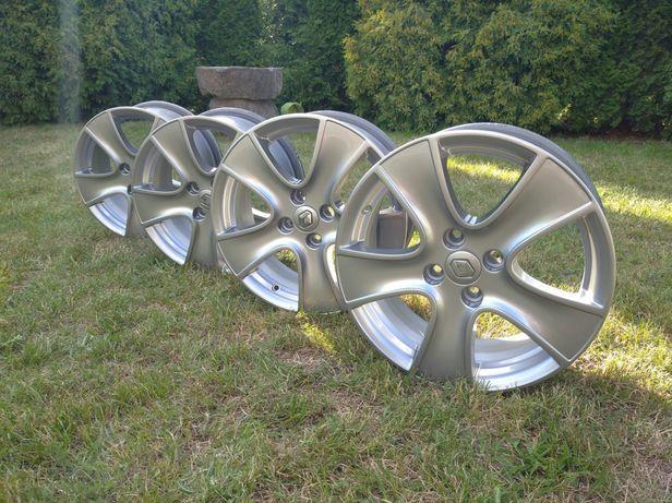"""Felgi aluminiowe 16"""" ET44 4X100 RENAULT Clio Captur TWINGO DACIA ZOE"""