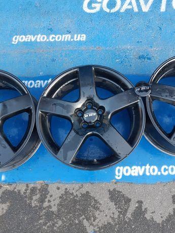 GOAUTO комплект дисков Volkswagen 5/100 r17 et38 7j dia57.1 в идеально