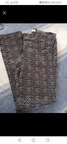 Calças formais pretas