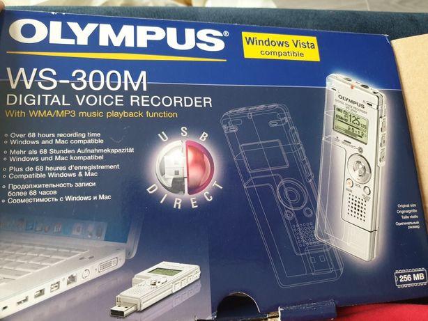Dyktafon cyfrowy olympus WS-300M