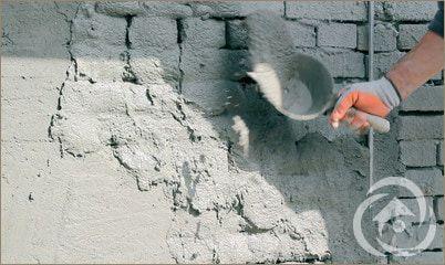 Штукатурка стін
