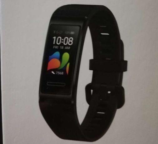Smartband HUAWEI Band 4 Pro Czarny. NOWY
