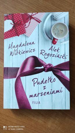 """,, Pudełko z marzeniami"""" Magdalena Witkiewicz i Alek Rogoziński"""