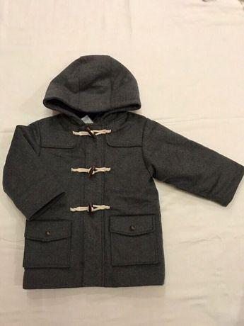 Пальто Jacadi для мальчика 12мес (74см)