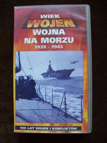 Wiek wojen Wojna na morzu kaseta VHS