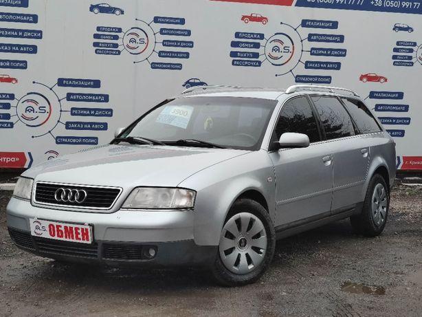Продам Audi A6 можно в обмен или кредит рассрочку!