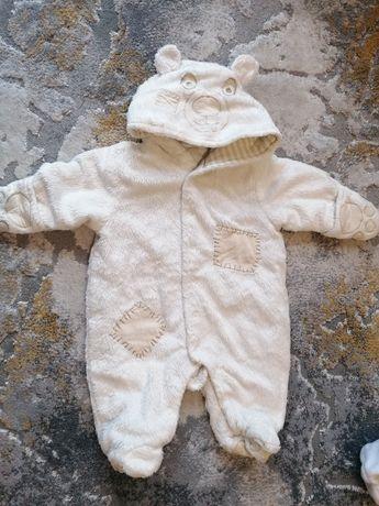 Kaftan dla niemowlaka