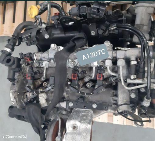 Motor Opel Corsa Combo 1.3 Cdti 75Cv 2011 Ref.A13DTC