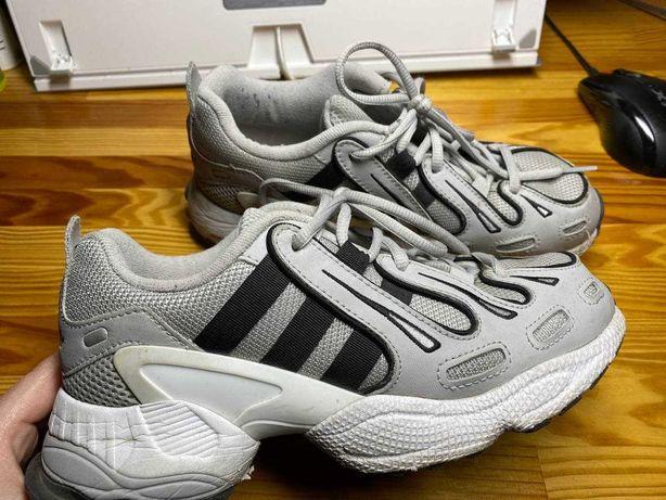 Кроссовки Adidas EQT Gazelle Grey (серые)