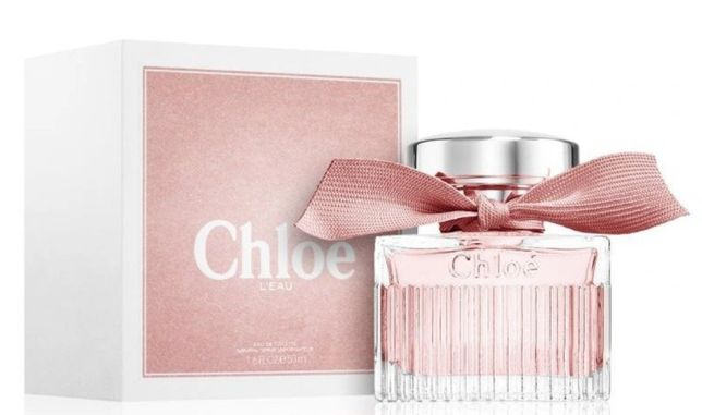 Chloe L'Eau woda toaletowa 50 ml perfumy damskie nowe folia EDT