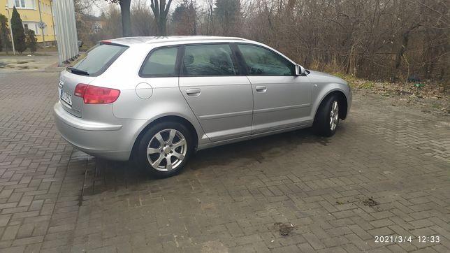Audi a3 8p 2.0tdi 140km. 2005r.