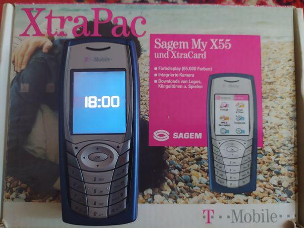 Мобилка Sagem My X55