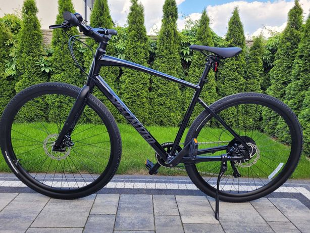 Nowy Rower Specialized Sirrus X 2.0 L Czarny Crossowy Fitness Górski