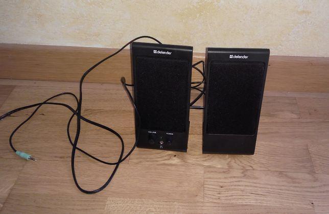 колонки аудио defender