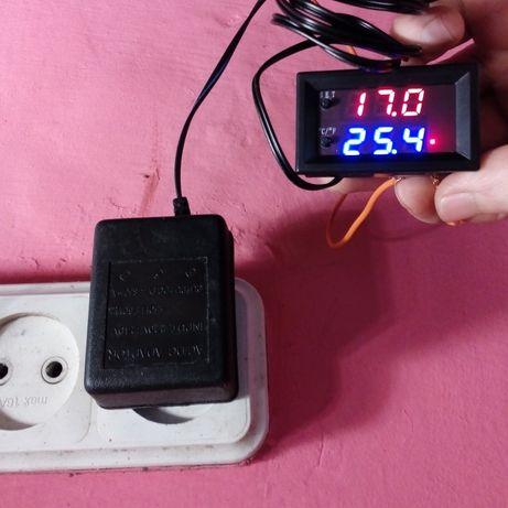 Терморегулятор встраиваемый на 12 вольт