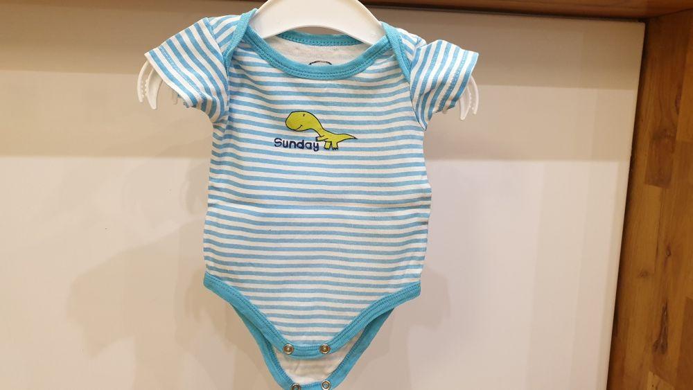 Body krótki rękaw 56 Cool Club Smyk niemowlęce Wieliczka - image 1