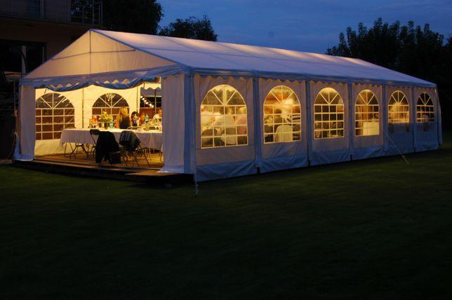 Wynajem namiot bankietowy, impreze, eventowych, na komunię, podłoga