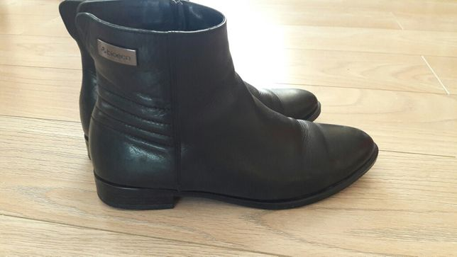 Buty skórzane arka bioeco r.38