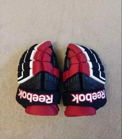 Хоккейные перчатки Reebok 26K, разм. 12, бу