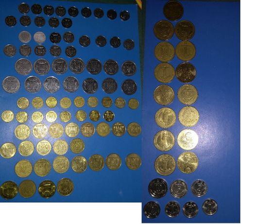 банкноты и монеты СССР и Украины